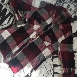 Tops - Rue 21 flannel